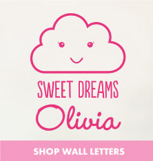 Shop Wall Letters.